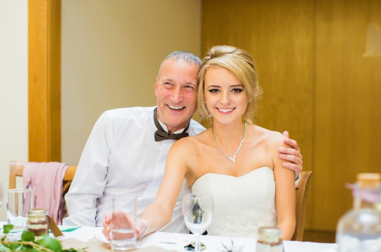 Get a Million Dollar Father of the Bride Smile